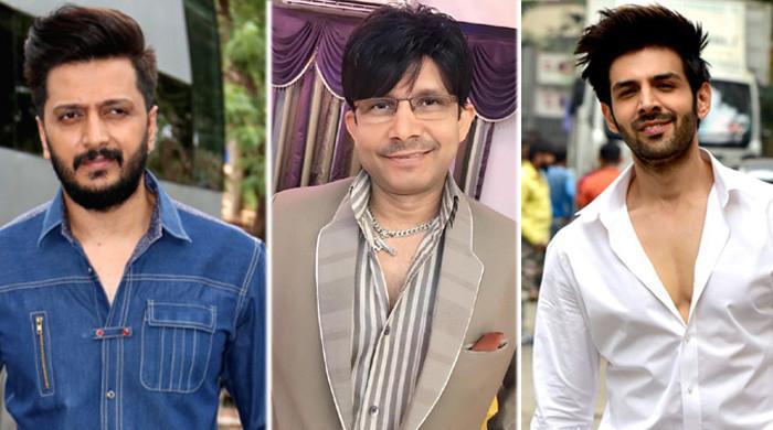 کمال آر خان نے بالی وڈ سپر اسٹارز کو اپنی فلم میں کام کرنے کی پیشکش کردی