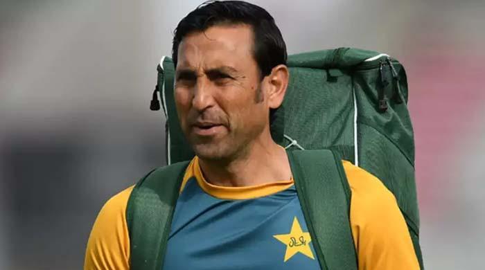 پاکستان کرکٹ ٹیم کے بیٹنگ کوچ یونس خان عہدے سے دستبردار