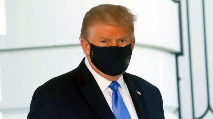 'ٹرمپ کورونا میں مبتلا امریکی شہریوں کو گوانتاناموبے بھیجنا چاہتے تھے'