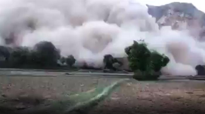 ہری پور میں پہاڑ سرکنے سے کرشنگ پلانٹ کے 3 مزدور جاں بحق