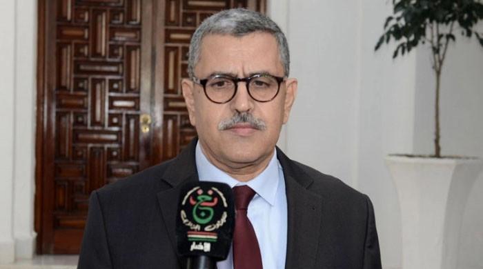 الجزائر کے وزیراعظم مستعفی