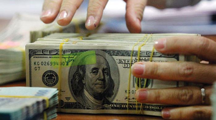 ملکی زر مبادلہ کے ذخائر میں 32 کروڑ 96 لاکھ ڈالر کمی