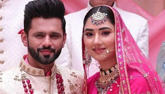 راہول اور دیشا نے شادی کی تاریخ کا اعلان بھارتی میڈیا کو دیے گئے انٹرویو کے دوران کیا____فوٹو فائل