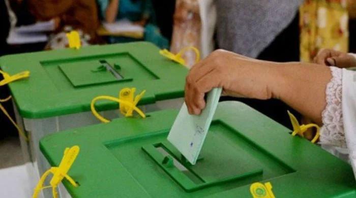 اگلے انتخابات کا خاکہ