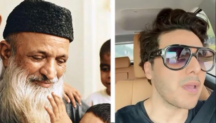 احسن خان نے نظم شیئر کی جو مداحوں کو بے حد پسند آئی____فوٹو: انسٹاگرام