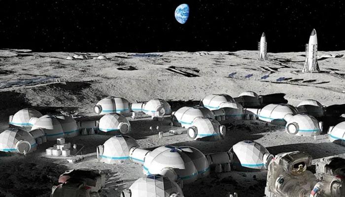 چاند کے مدار میں گھر بنانے کا کنٹریکٹ کس کمپنی نے جیتا؟