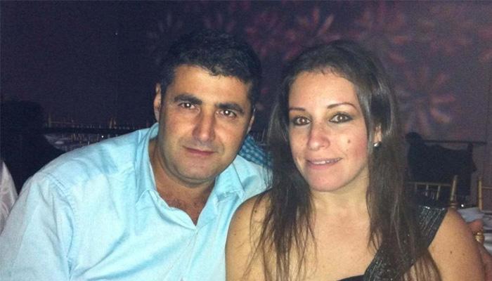 جان کے والدین سونیا اور یوسف۔ فوٹو: دی مرر