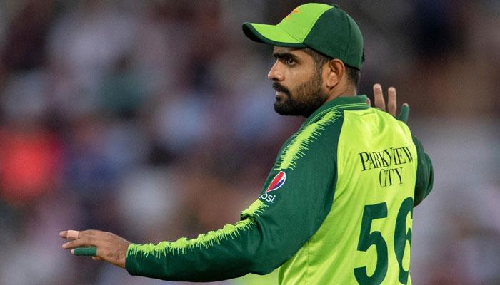 پاکستان کو تین میچوں کی سیریز میں ایک صفر کی برتری حاصل ہے— فوٹو:فائل