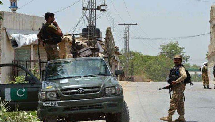 20 سالہ شہید جنید کا تعلق مانسہرہ کے علاقے بالا کوٹ سے تھا، آئی ایس پی آر— فوٹو:فائل