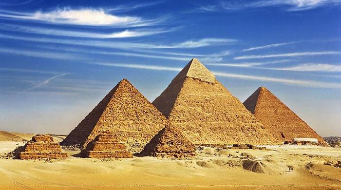 اہرامِ مصر، ایک پراسرار عجوبہ