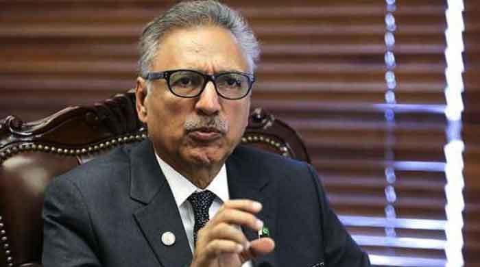 پاکستان کی ترقی کیلیے بچوں کی تعلیم اور صحت ازحد ضروری ہے، صدر مملکت