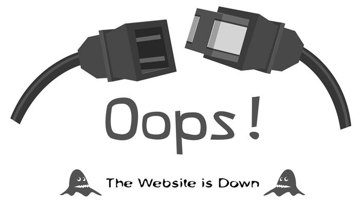 معروف عالمی ویب سائٹس کی خدمات کی وسیع پیمانے پر بندش ہوتے ہی صارفین کی درخواستیں ویب سائٹس تک پہچنے میں مشکالات درپیش ہونے لگیں۔ فوٹو: فائل