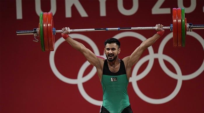 ٹوکیو اولمپکس کے پاکستانی ہیرو طلحہ طالب کی کہانی
