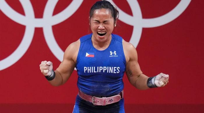 اولمپکس: 100 سالہ کوششوں کے بعد فلپائن کو پہلا گولڈ میڈل مل گیا