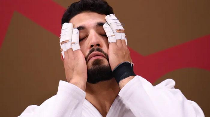 اولمپکس: اسرائیلی حریف سے مقابلے سے انکار پر دوسرا ایتھلیٹ باہر