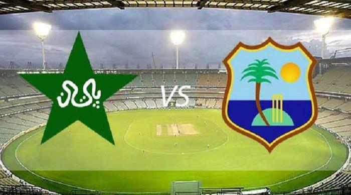 پاکستان اور  ویسٹ انڈیز کے درمیان پہلا ٹی ٹوئنٹی میچ کل کھیلا جائے گا