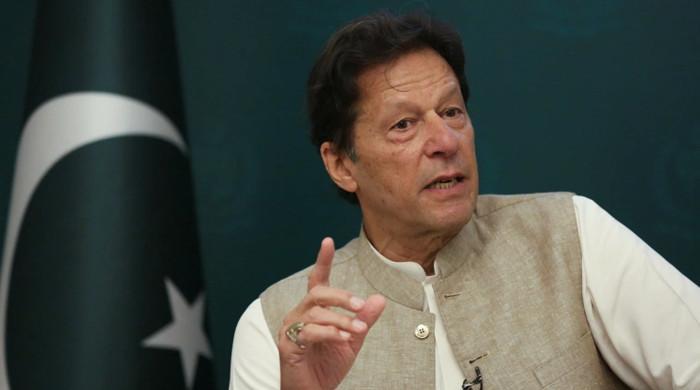 افغانستان میں خانہ جنگی سے پاکستان میں بھی سول وار کا خدشہ ہے: عمران خان