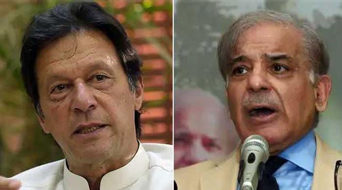 عمران خان نے شہباز شریف کے ہتک عزت کے دعوے کا جواب جمع کروا دیا