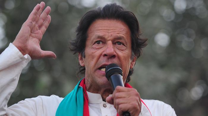 تحریک انصاف میں انٹرا پارٹی الیکشن نا کروانے پر عمران خان کو نوٹس جاری