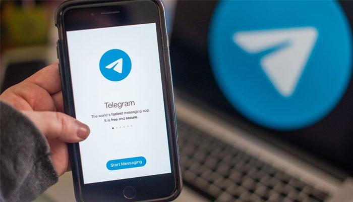 معروف موبائل چیٹ ایپلی کیشن ٹیلی گرام نے ویڈیو کال کا نیا فیچر متعارف کروادیا۔ فوٹو: فائل