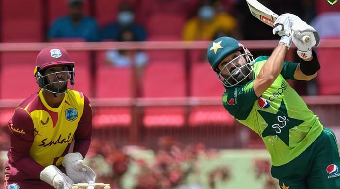 پاکستان اور ویسٹ انڈیز کے درمیان تیسرا ٹی ٹوئنٹی آج کھیلا جائے گا