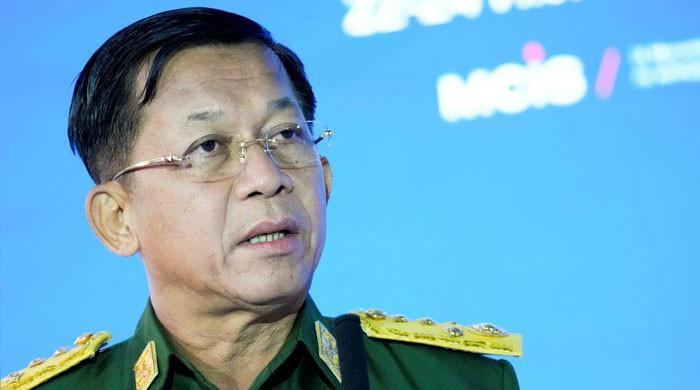 میانمار کے فوجی آمر نےعبوری حکومت قائم کرکے خود کو نگران وزیراعظم بنادیا
