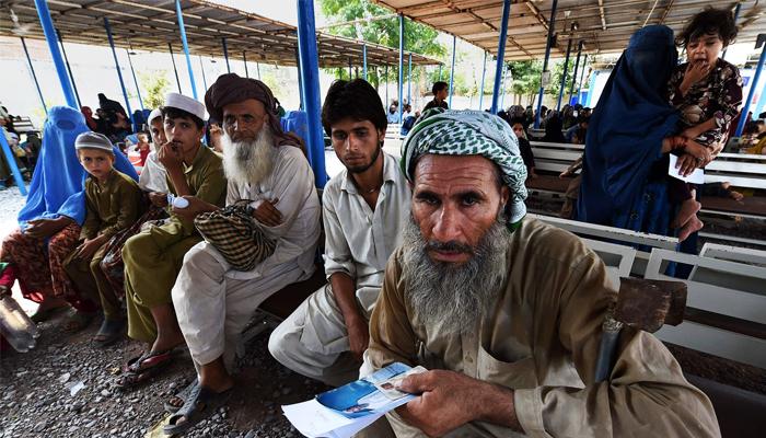 افغانستان سے امریکی و اتحادی افواج کے انخلا کے بعد خطے میں موجودہ حالات کے پیشِ نظر امریکا مزید ہزاروں افغان مہاجرین کو ساتھ لے جانے کو تیار ہوگیا—فوٹو:فائل