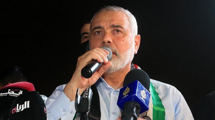اسماعیل ہانیہ ایک بار پھر حماس کے سیاسی ونگ کے سربراہ منتخب
