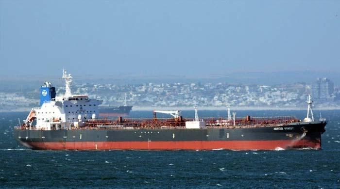 امریکا اور برطانیہ نے بحری جہاز پر حملے کا الزام ایران پر عائد کردیا