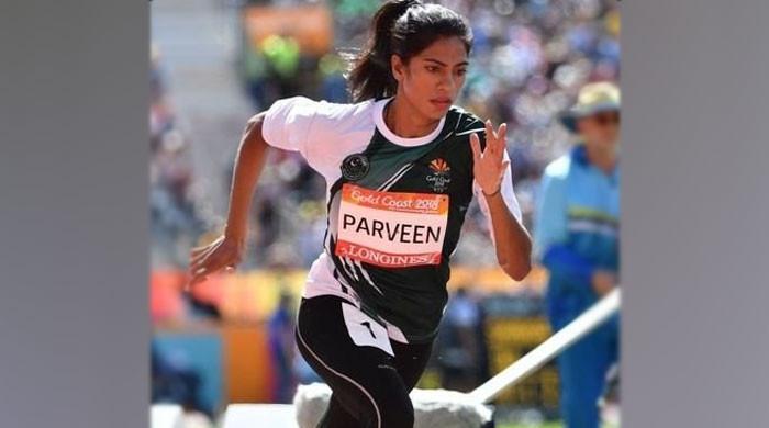 ایتھلیٹکس فیڈریشن کی مخالفت کے باوجود نجمہ پروین کو اولمپکس میں بھیجنےکا انکشاف