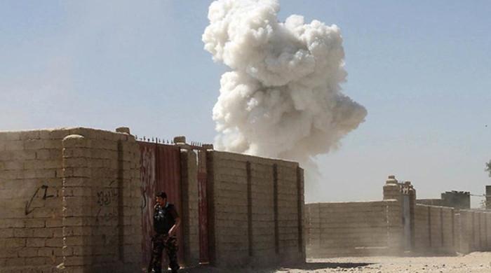 افغانستان میں امریکی فضائی حملے میں طالبان کے 40 جنگجوؤں کی ہلاکت کا دعویٰ