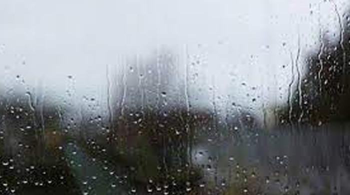 امریکی ریاست' الاباما' میں طوفانی بارش کی ویڈیو سوشل میڈیا پر وائرل