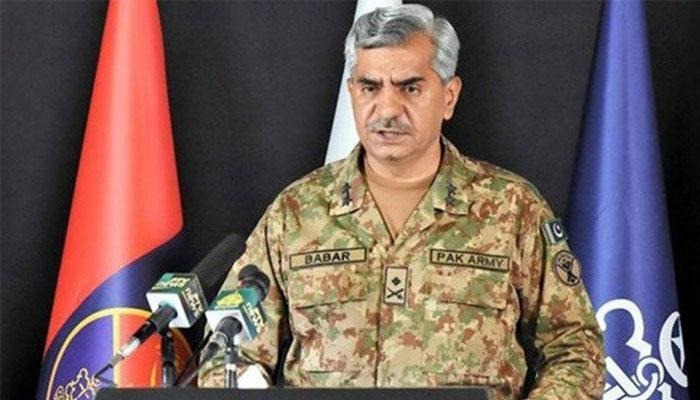 میجر جنرل بابر افتخار کا کہنا ہے کہ آپریشن علاقے میں دہشت گردوں کی موجودگی کی اطلاع پر کیا گیا۔— فوٹو: فائل