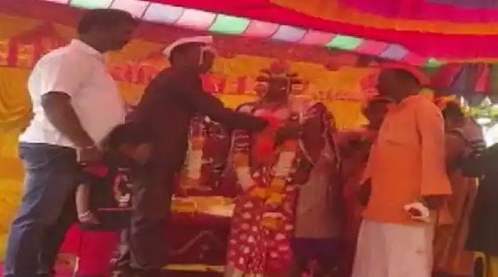 بھارت: ہندو لڑکی کی پرورش اور شادی کرانیوالے مسلمان شخص کے چرچے
