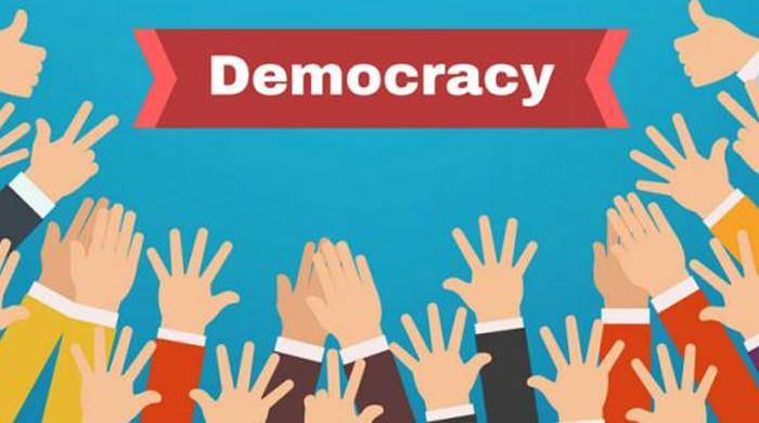 'ہائبرڈ جمہوریت ویکسین'