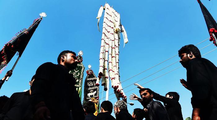 محرم ایس او پیز: پنجاب میں عزاداروں کی آن اسپاٹ ویکسینیشن ہوگی