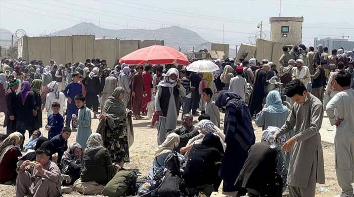 7 لاکھ افغان مہاجرین کی آمد متوقع، پاکستان نے انتظامات مکمل کرلیے