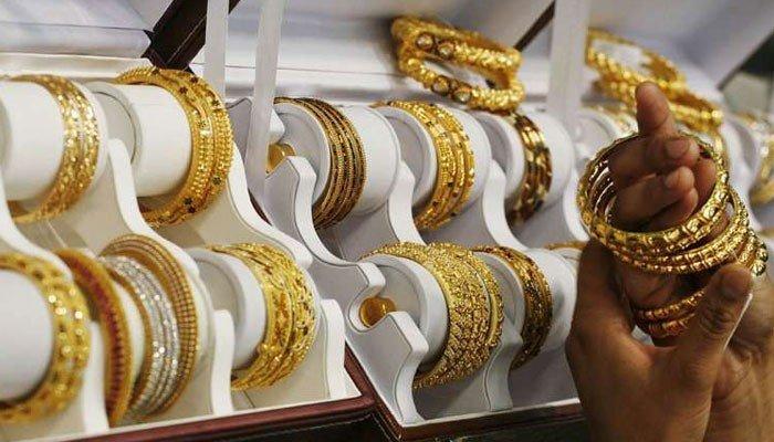 10 گرام سونے کی قدر بھی 94 ہزار 307 روپے پر برقرار ہے— فوٹو:فائل