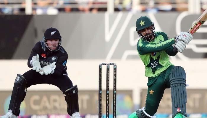 پاکستان اور نیوزی لینڈ کے درمیان 3 ون ڈے میچز کی سیریز 17 ستمبر سے راولپنڈی اسٹیڈیم میں کھیلی جائے گی: فائل فوٹو