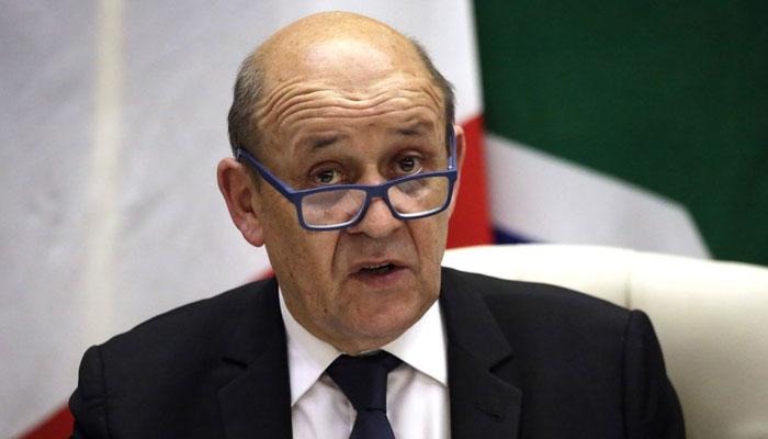 طالبان نے کہا کہ وہ ایک جامع حکومت بنائیں گے لیکن وہ جھوٹ بول رہے تھے، فرانسیسی وزیر خارجہ— فوٹو:فائل