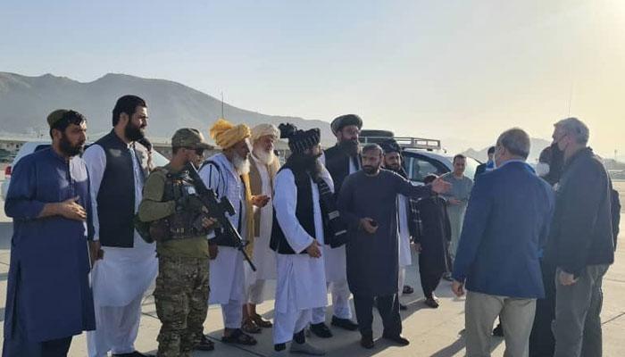افغانستان کے لیے امدادی کی ضرورت ہے: فلیپو گرانڈی — فوٹو: طلوع نیوز