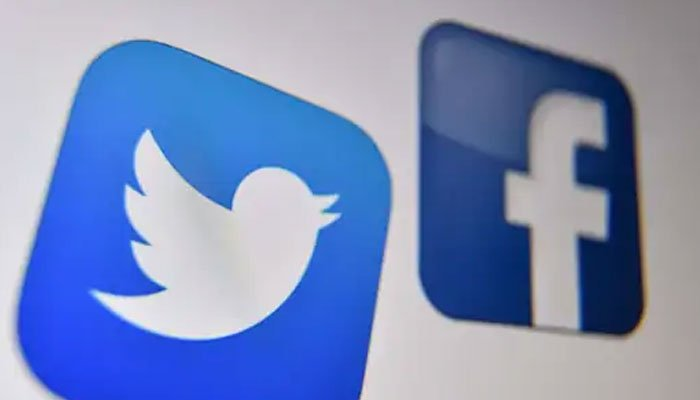 فیس بک کو اب تک روس میں 90 ملین روبلز اور ٹوئٹر پر 45 ملین روبلز کا جرمانہ عائد کیا جا چکا ہے: فائل فوٹو