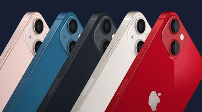صارفین کا انتظار ختم ، ایپل نے آئی فون 13 سیریز متعارف کروادی