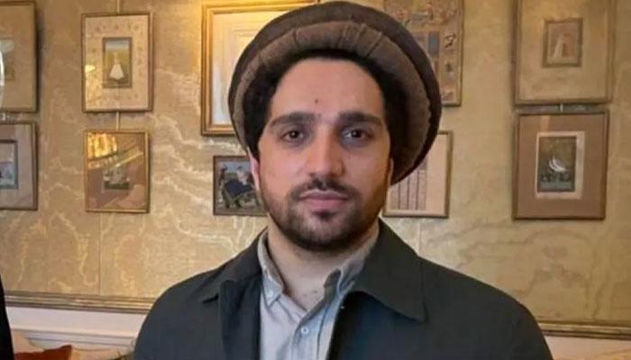احمد مسعود کے قریبی ذرائع نے امریکی اخبار کو بتایا کہ ان کا بنیادی ہدف طالبان کو امریکا کی جانب سے تسلیم کیے جانے سے روکنا تھا— فوٹو: فائل