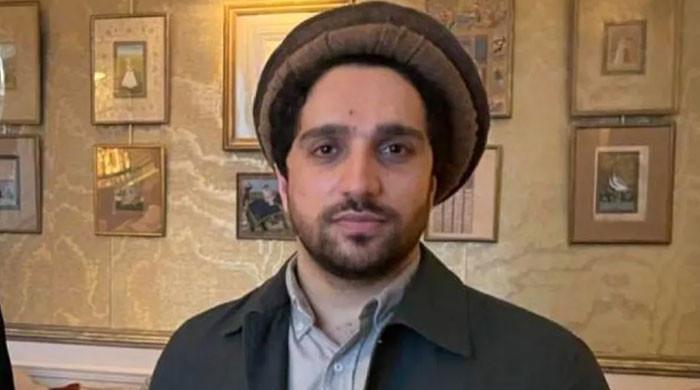احمد مسعود نے امریکی مدد کیلئے لابنگ گروپ کی خدمات حاصل کر لیں: رپورٹ