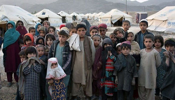 اقوام متحدہ کے ادارہ فنڈ برائے اطفال یونیسیف (UNICEF)کے مطابق ایک کروڑ افغان بچوں کو فوری مدد کی ضرورت ہے۔ —فوٹو:فائل
