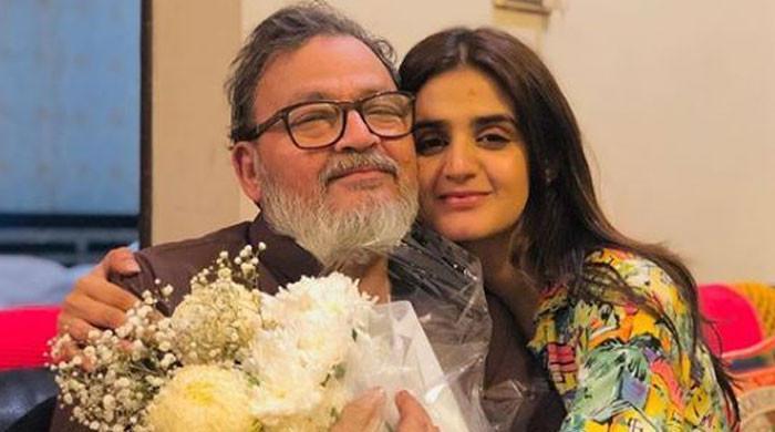 اداکارہ حرا مانی کے والد انتقال کرگئے