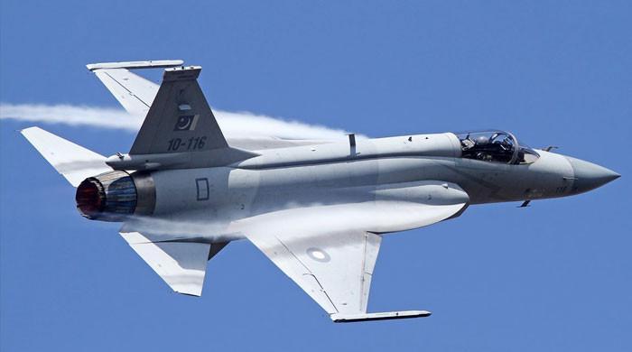 پاکستان ارجنٹائن کو 12 جے ایف 17 تھنڈر طیارے فروخت کرےگا