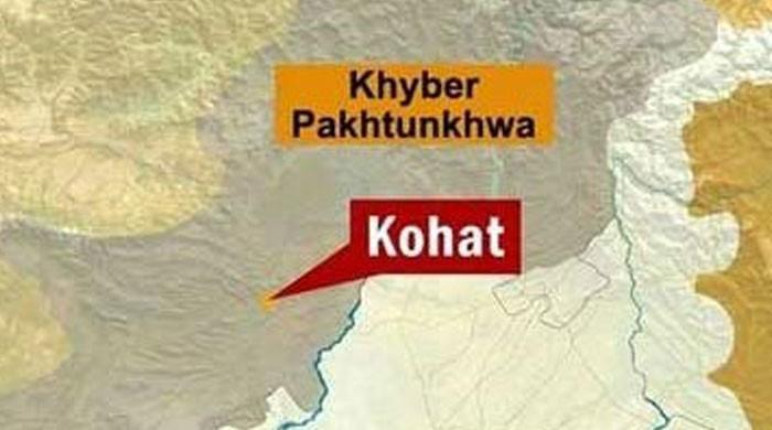 کوہاٹ میں فائرنگ سے پولیس کانسٹیبل جاں بحق
