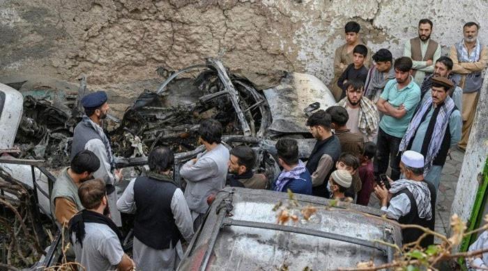 کابل ڈرون حملے سے متعلق نئی معلومات نے مزید سوالات کھڑے کر دیے